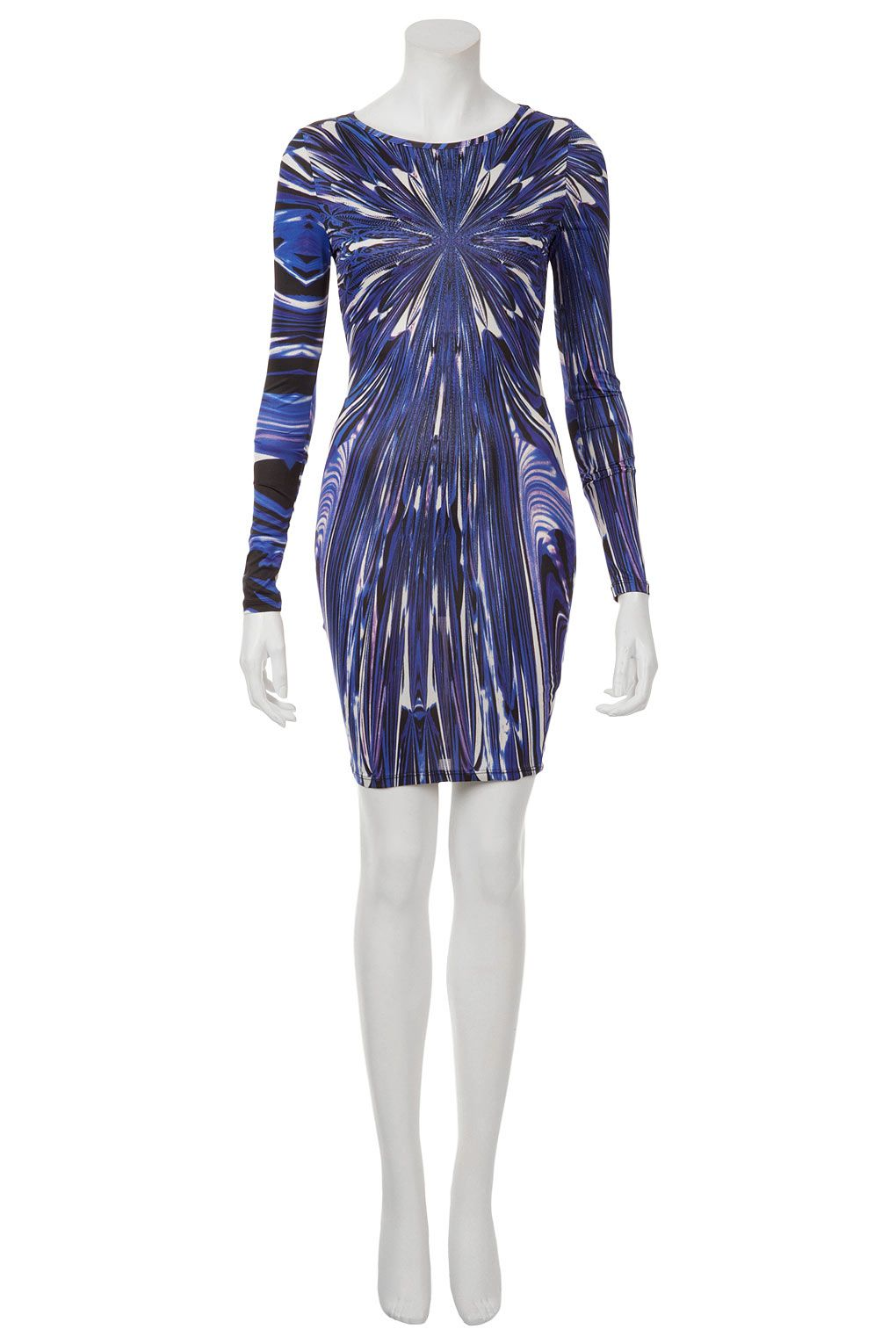 Topshop liquid graphic bodycon dress my style pinboard pinterest
