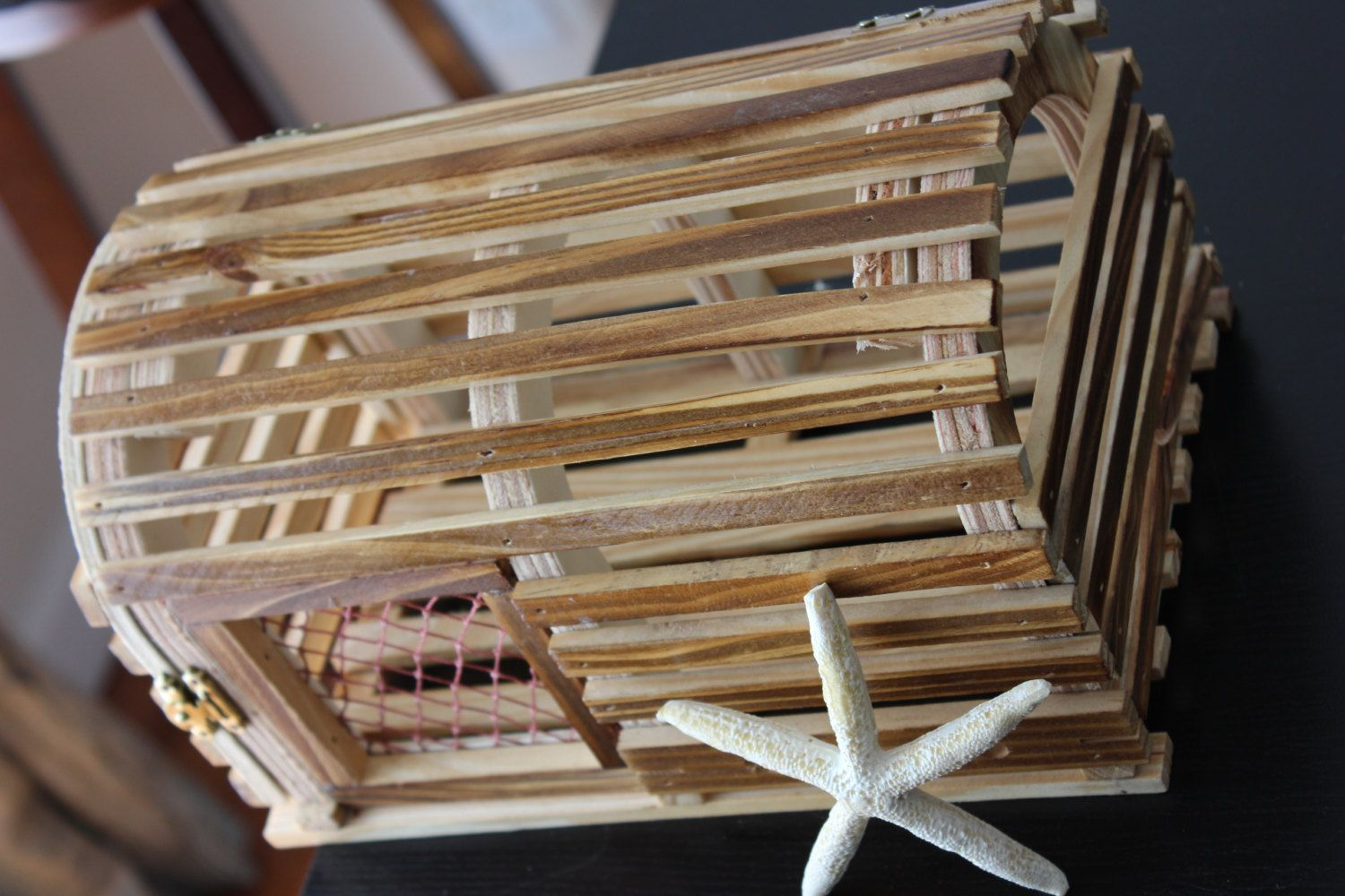 10 Decorative Lobster Trap Ideas for your Beach House | Lobster trap ...