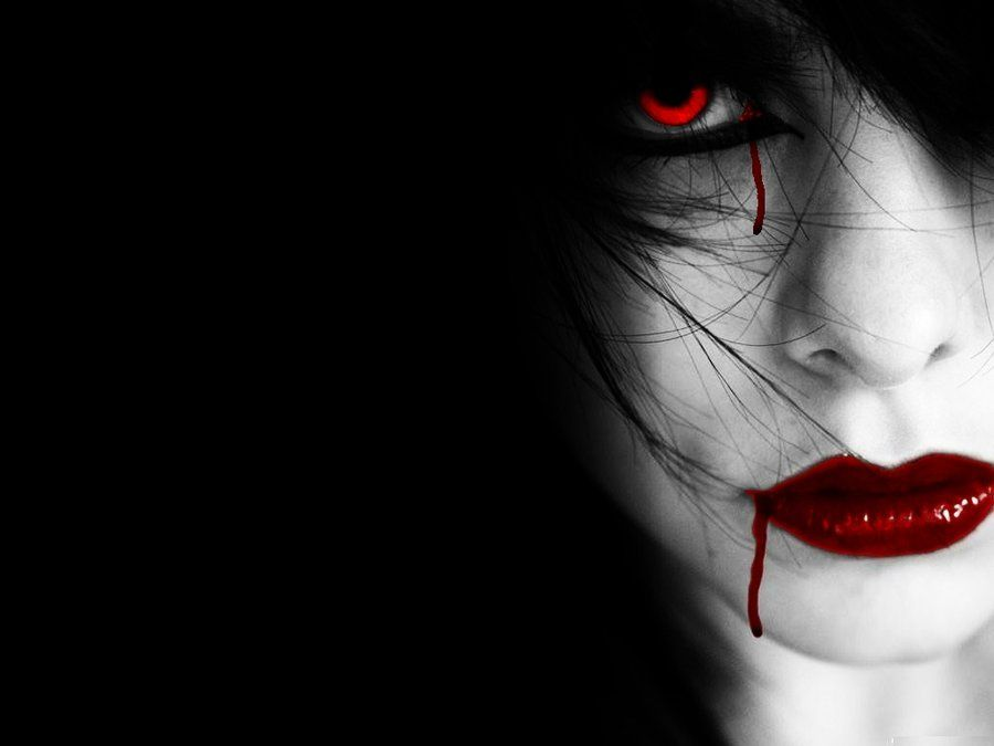 I Love Scary Vampires Vampire Lady By Blackcrow907 On Deviantart Gothic Wallpaper Gothic Pictures Gothic Poems