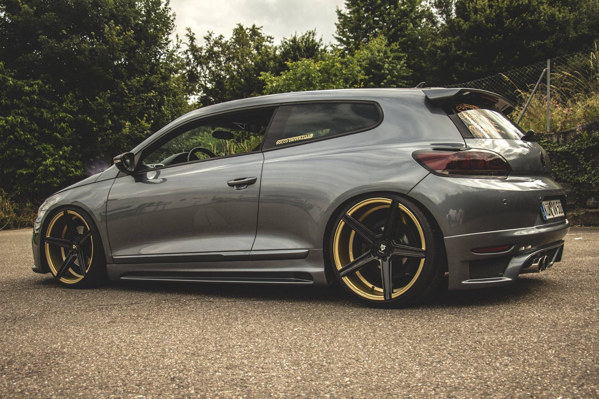 k custom vw scirocco r tuning autos pinterest. Black Bedroom Furniture Sets. Home Design Ideas