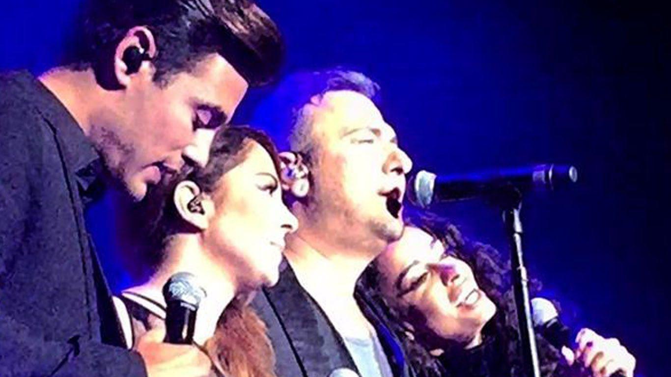 """Ρέμος - Μαρτάκης - Ασλανίδου - Φουρέιρα: Δείτε τους να τραγουδούν το """"Της καρδιάς μου το γραμμένο"""" στη Μελβούρνη"""
