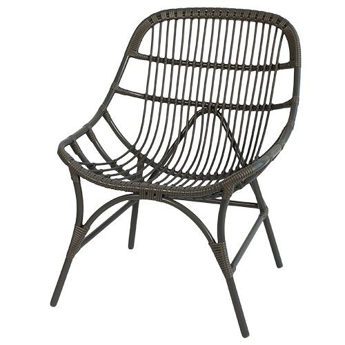 Stoel tuin grijs greens stoelen tuin en meubels for Stoel tuin