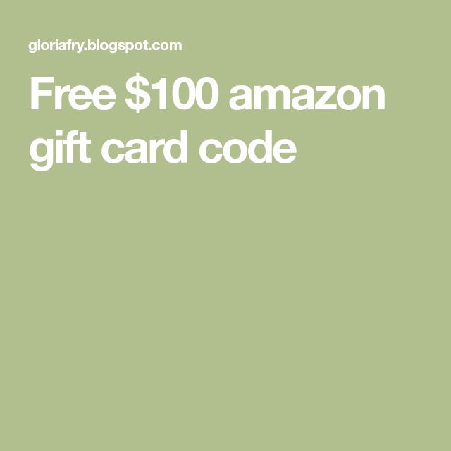 Photo of Free $100 amazon gift card code