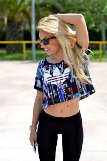 Always Dolled Up: 62 Workout Outfits That Will Make You Want to Hit the Gym