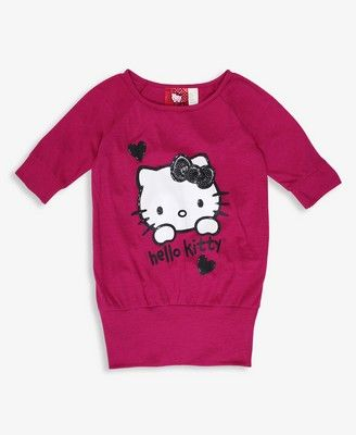 0d847b8bd Sequined Hello Kitty Top | FOREVER 21 - 2000036197 | Hello Kitty ...