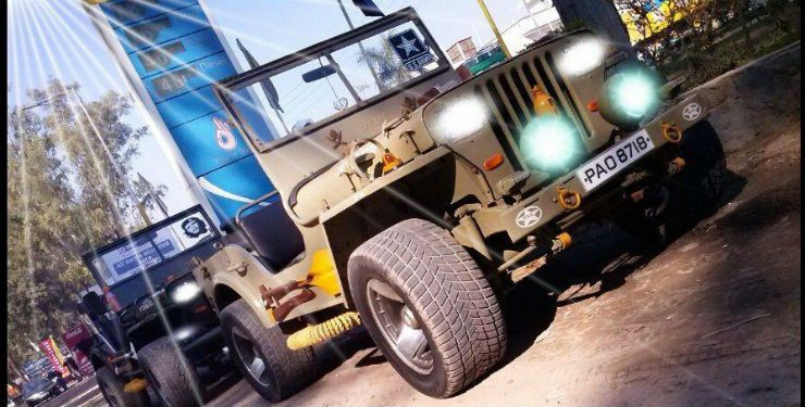 10 Crazy Cool Low Rider Jeeps Of India Edition Ii Jeep