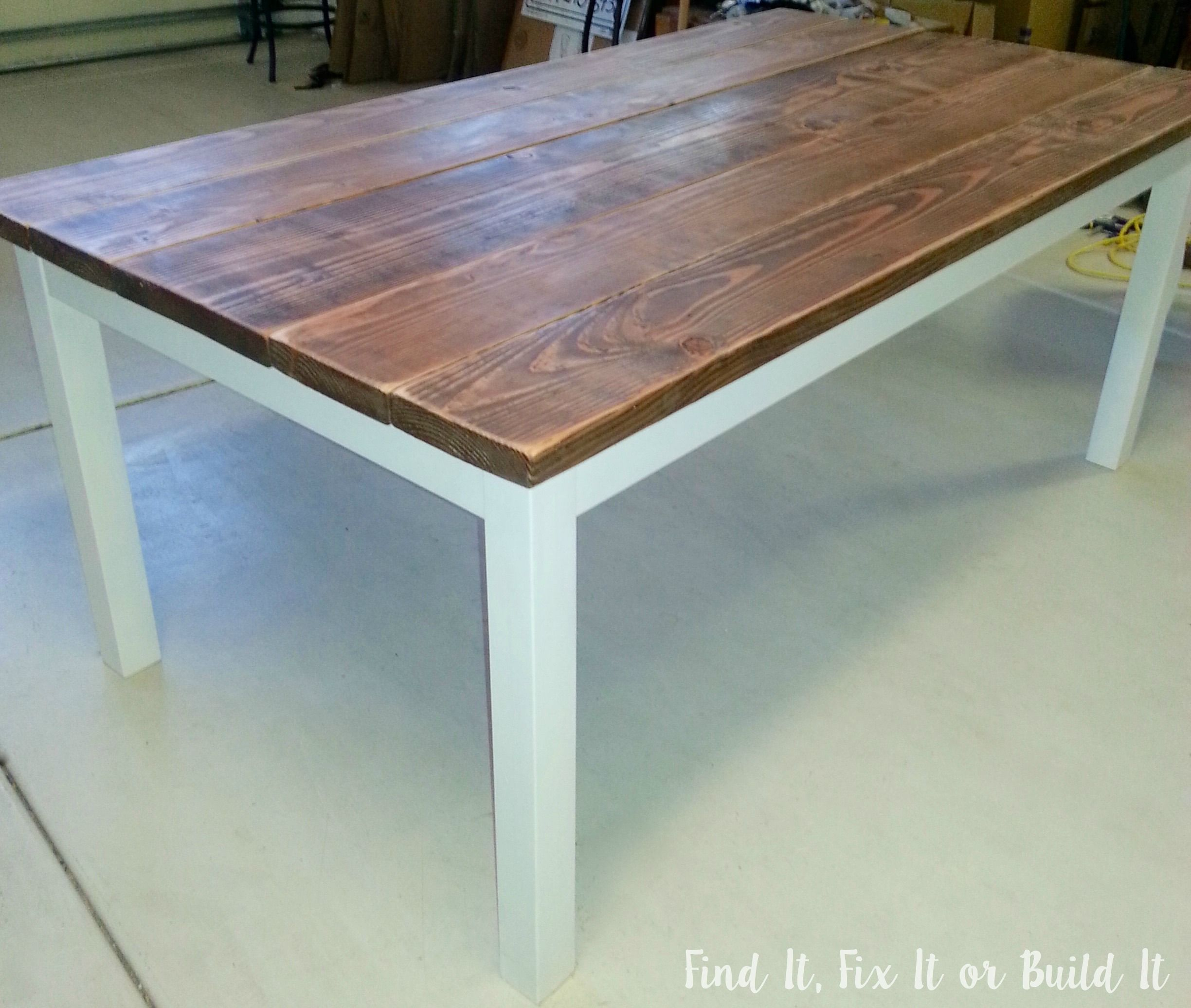 Ikea Dining Table Hack | Find It, Fix It or Build It | Home Sweet ...