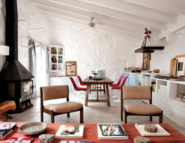 Mechant Studio Blog Summer In Spain Tendances Deco Salon Deco Inspiration Salon