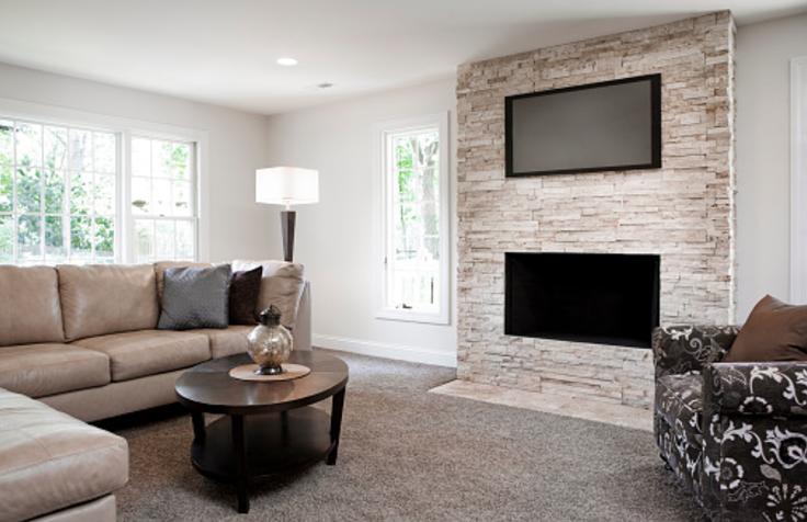 Fantastisch #wohnzimmer Wohnzimmer Ohne Wohnwand U2013 Ideen Und Alternativen Zur  Schrankwand #Wohnzimmer #ohne #
