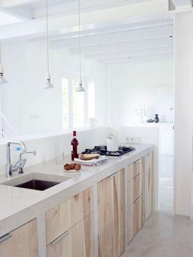 Linea-3-cocinas-diseño-de-cocinas-rusticas-modernas   Home desire ...