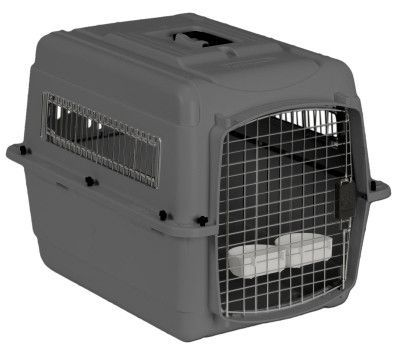 "DOG CONTAINMENT - CARRIERS - PETMATE SKY KENNEL - MEDIUM - 28"" X 20.5"" X 21.5"" - PETMATE - DOSKOCIL MFG CO, INC - UPC: 29695002007 - DEPT: DOG PRODUCTS"