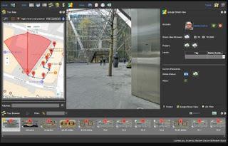 برنامج تحويل الصور الى بانورامية بزاوية 360 درجة Pano2vr احدث اصدار