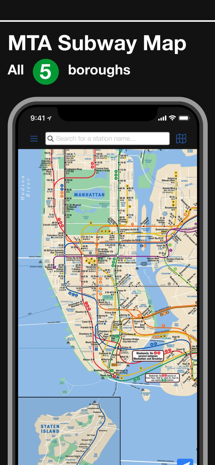 New York Subway MTA Map NavigationLimitediosTravel