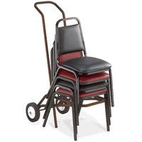 National Public Seating Banquet Chair Dolly Reviews Wayfair Chair Public Seating Stackable Chairs