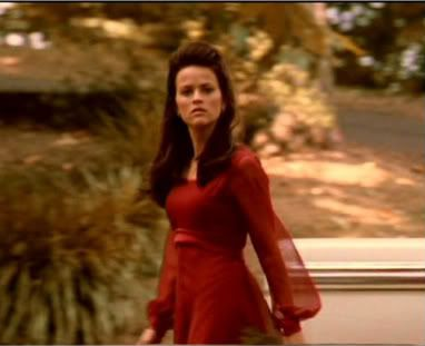 Reese Witherspoon as June Carter in Walk the line - love ... June Carter Dress