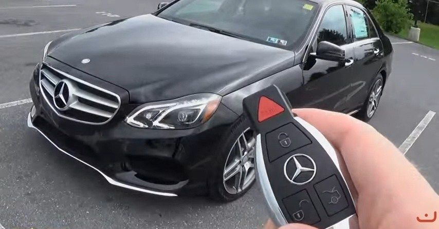 What To Do If You've Lost Your Mercedes Car Keys ...