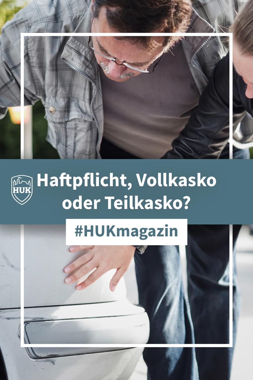 Haftpflicht-, Teil- oder Vollkasko? | HUK-COBURG