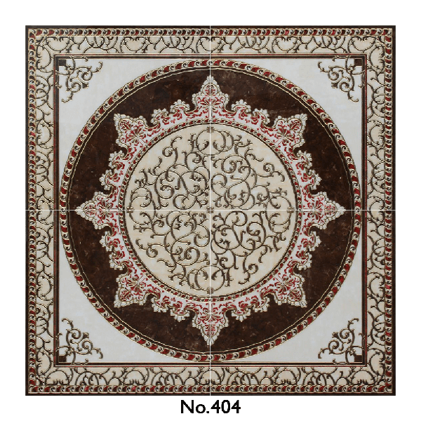 404 New Rangoli Tiles Ceramic Floor Tiles Border Tiles Tiles