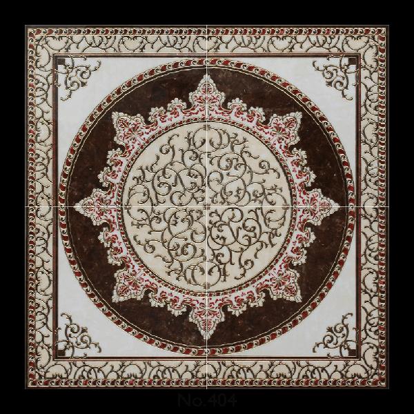 404 New Rangoli Tiles Ceramic Floor Tiles Border Tiles Tiles
