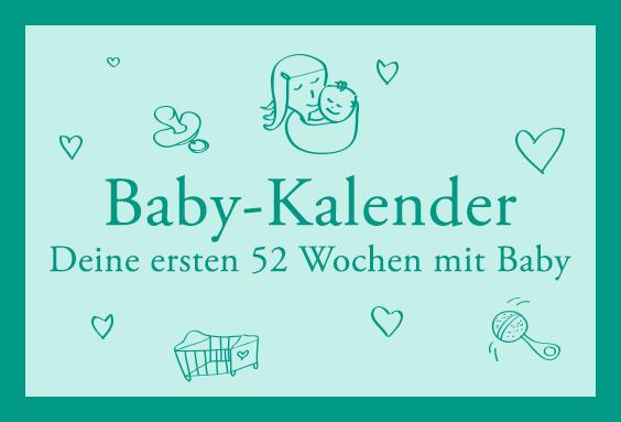 der eltern babyentwicklungs kalender f rs 1 lebensjahr kinder pinterest entwicklung baby. Black Bedroom Furniture Sets. Home Design Ideas
