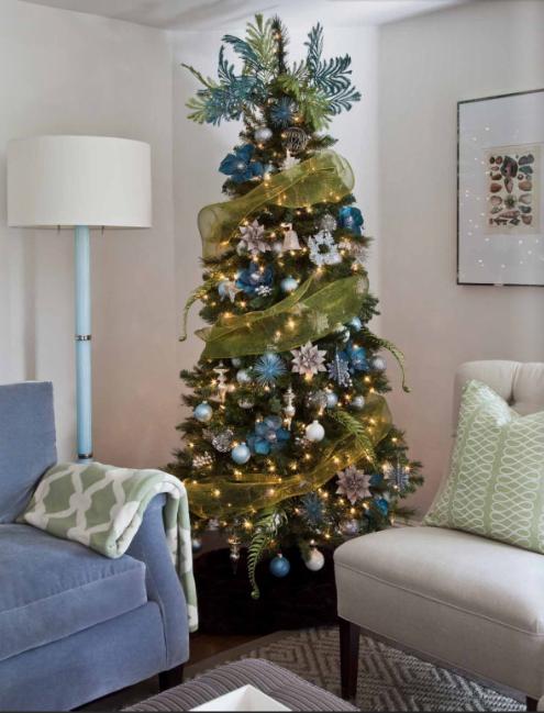Emily Ruddo Of Armonia Decors Holiday Tree T