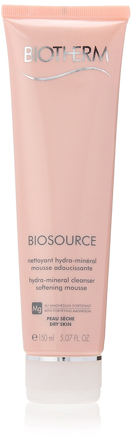 Biotherm Bio Source Hydra Mineral Cleanser Softening Mousse For Unisex 5 07 Ounce This Is An Amazon Affiliate Link To V Cleanser Face Cleanser Hair Elixir