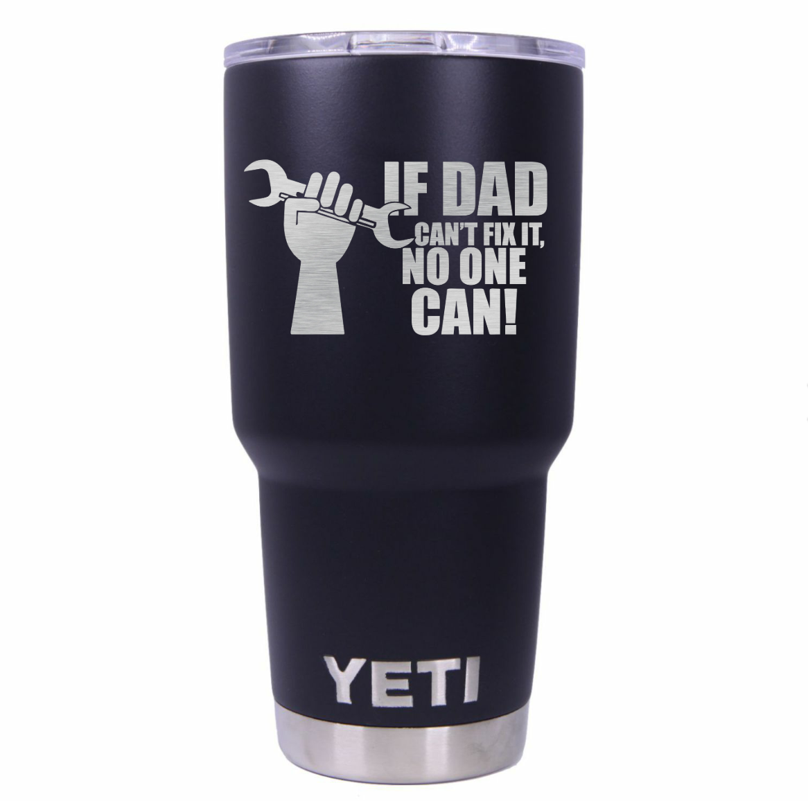 99a012ae5af Monogrammed 30 oz. Black Matte Double Wall Insulated Tumbler in 2019 ...