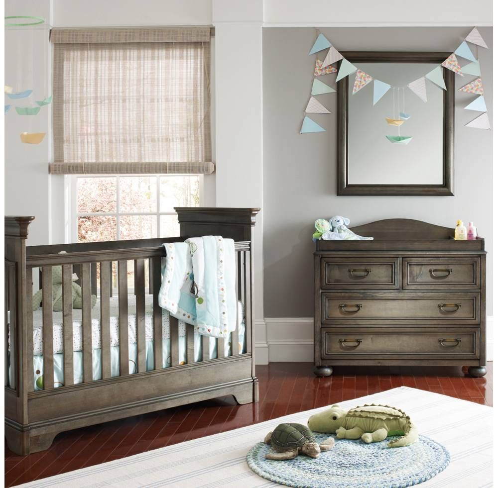 Tribute Crib - Cribs - Products - Young America | Baby room ideas ...