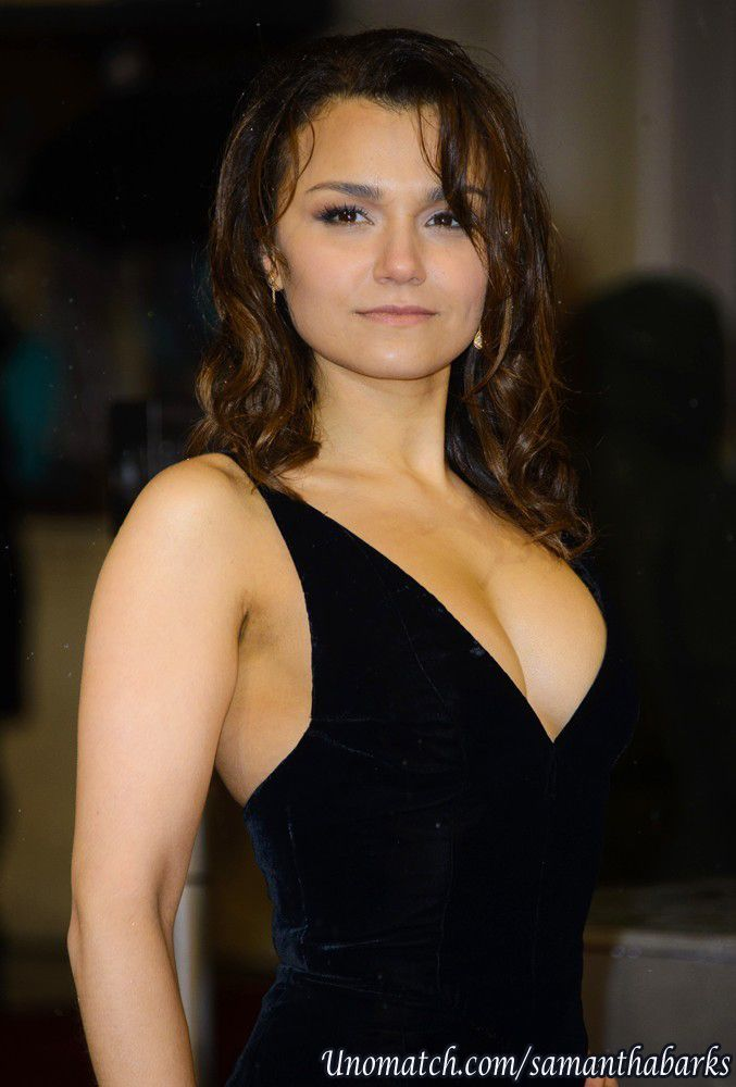samantha barks is a manx actress and singer who first rose