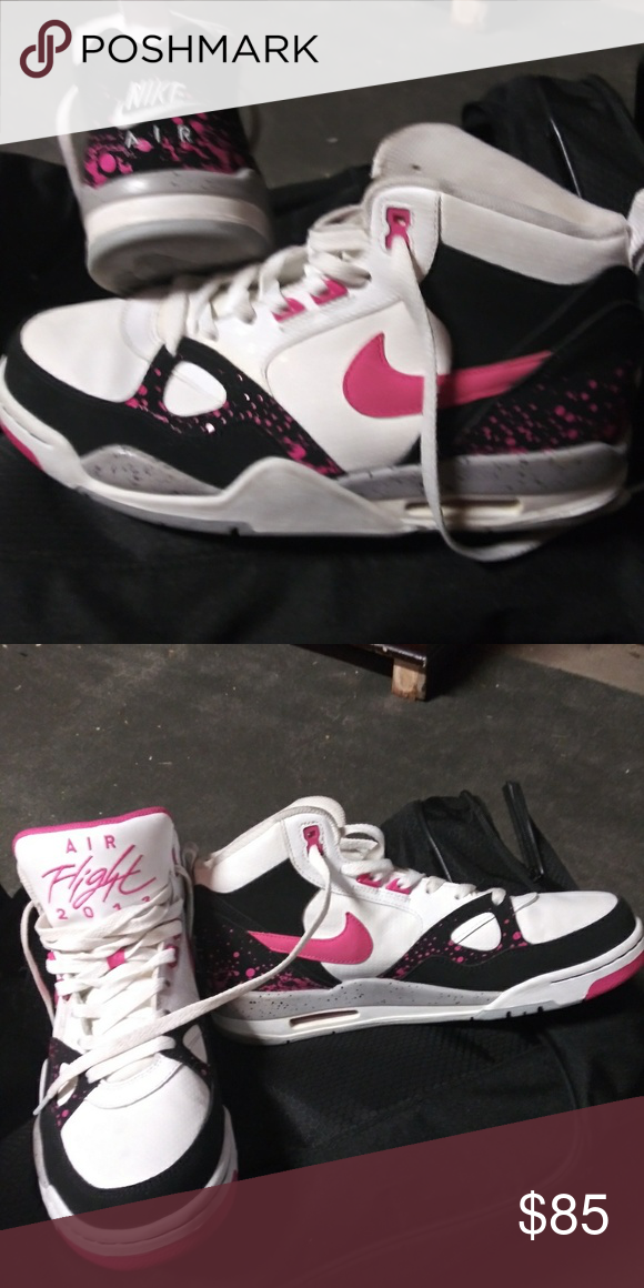 Nike Shoes | Zoom Air High Tops 85 In Mens | Poshmark