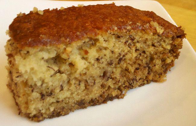 Banana Cake Recipe In Urdu Video: Moist Banana Bread - Sour Cream Is The Secret