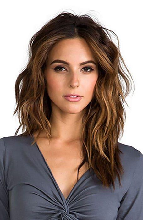 60 Best Brown Hair with Highlights Ideas - The Trend Spotter -   18 hair Brunette honey ideas
