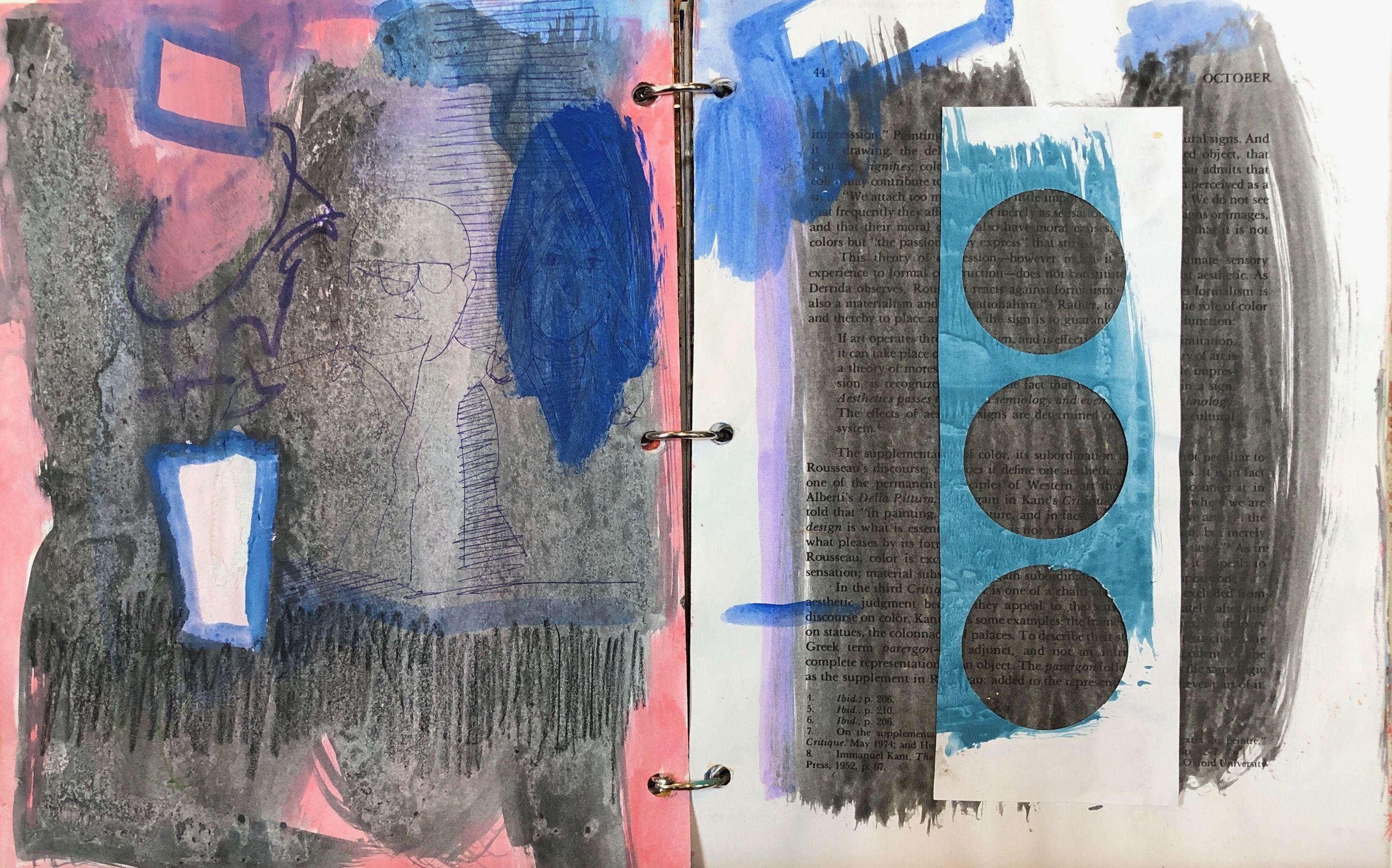 Lorrie McClanahan | My Sketchbooks 2 on