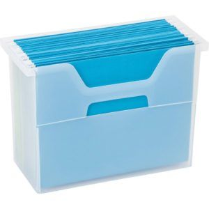 Box · Plastic Storage Boxes For Hanging Files