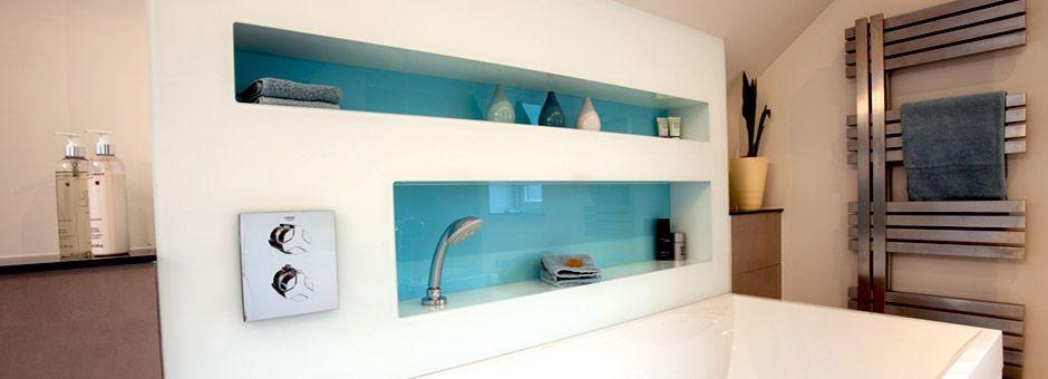 Great Glass Splashback Specialists, Kitchen Work Surfaces, Bathroom Wall Cladding  In Bradford, West Yorkshire