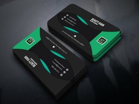 Adobe Illustrator Cc Tutorial Business Card Design Youtube In 2021 Business Card Photoshop Business Card Design Business Cards Creative