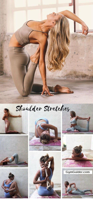 Photo of 9 Stimulierende Yoga-Posen für die ultimative Dehnung und Spannweite der Schultern – GymGuider.com