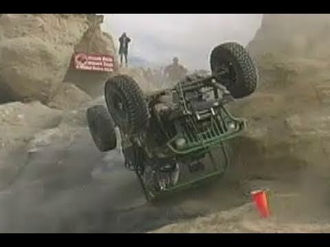 Rock Crawling Is An Extreme Form Of Off Road Driving Using