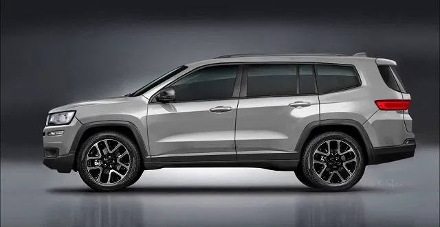 2021 Jeep Grand Cherokee Finally Gets Third Row 7 Seater Suvs