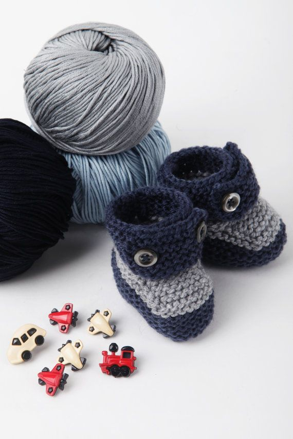 knitted baby boy shoes boots