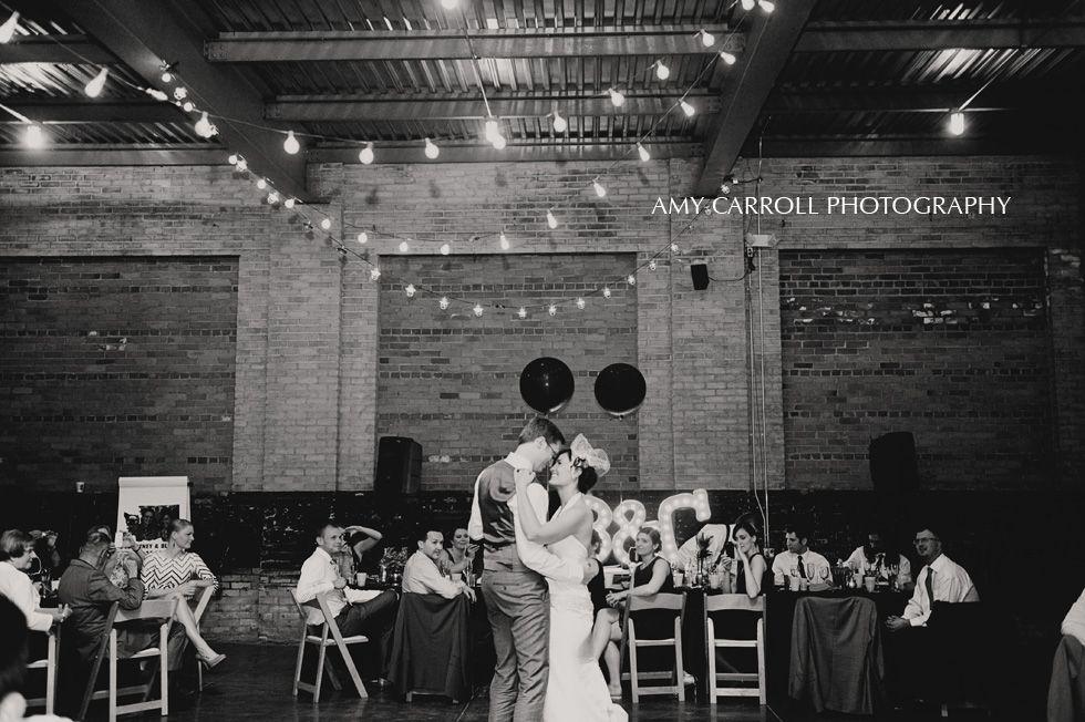 Detroit Mercantile Wedding