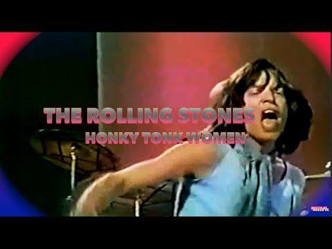 THE ROLLING STONES - HONKY TONK WOMEN 1969