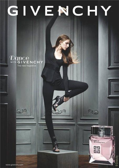 100 Provocative Perfume Ads Layout Givenchy Fragrance Perfume