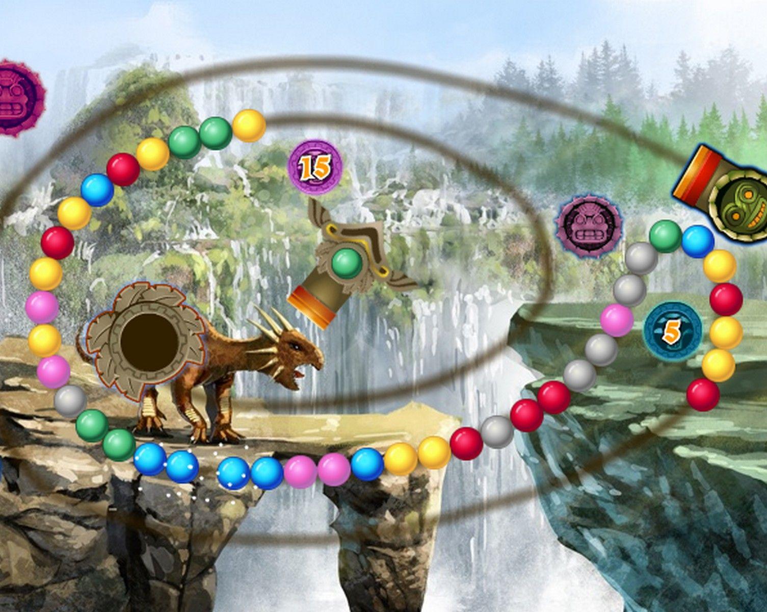 Zuma Lost Island 2 Play arcade games, Free online games