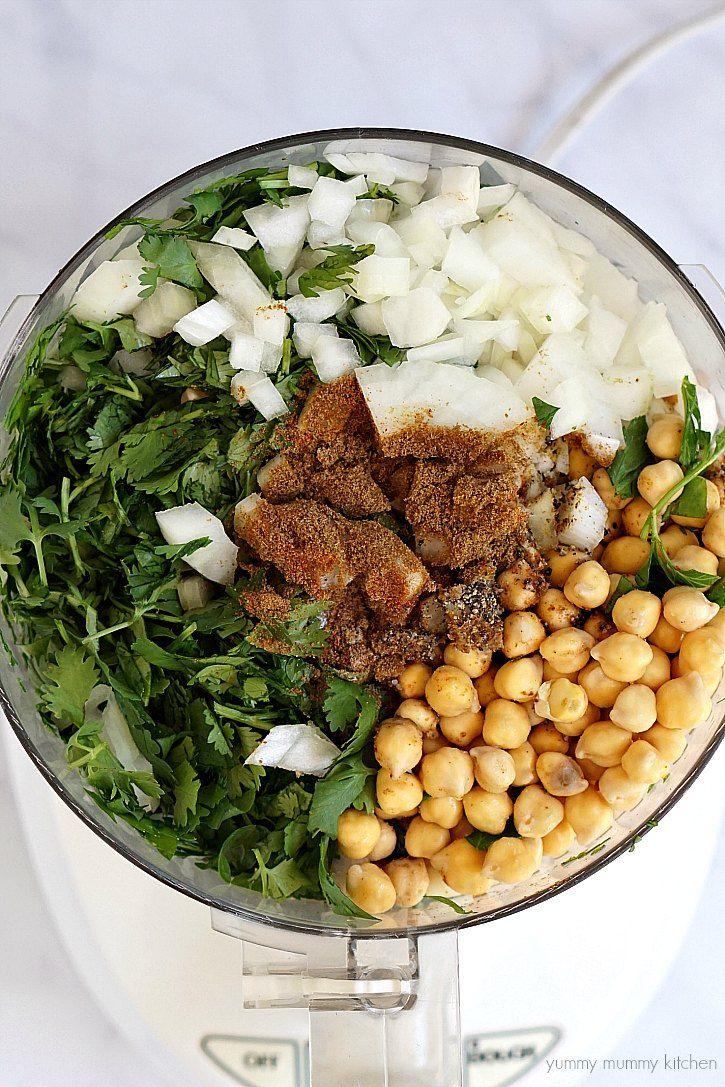 Falafel recipe falafel recipe food processor and vegan falafel falafel forumfinder Images