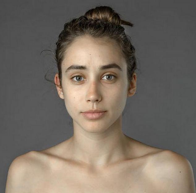 Unedited portrait photos