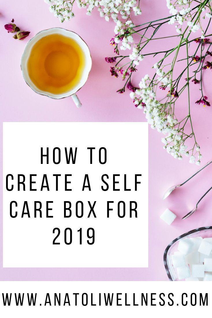 20 Self-Care-Box-Ideen 2019   – Self Care Tips