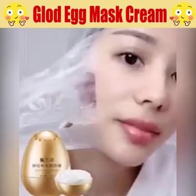 Glod Egg Mask Cream