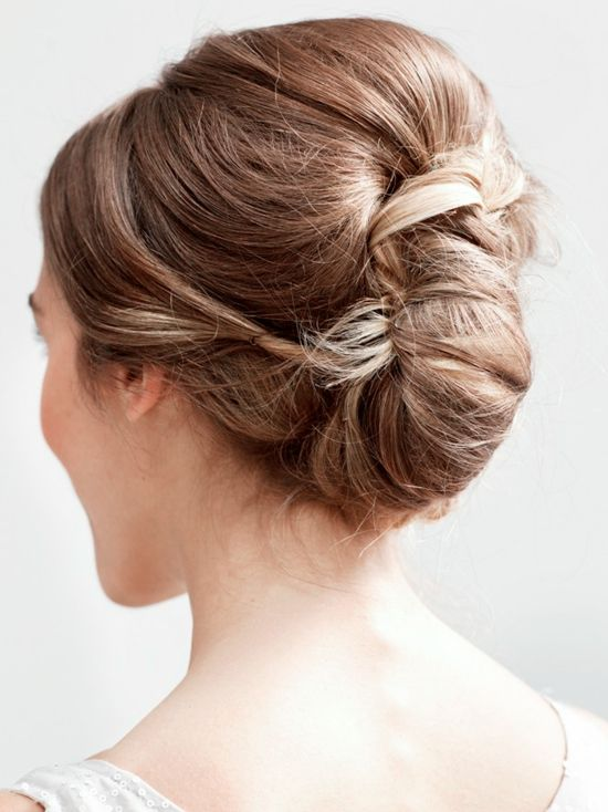 emilieae:    French Twist Updo for wedding on We Heart It - http://weheartit.com/entry/47190564/via/eemilia