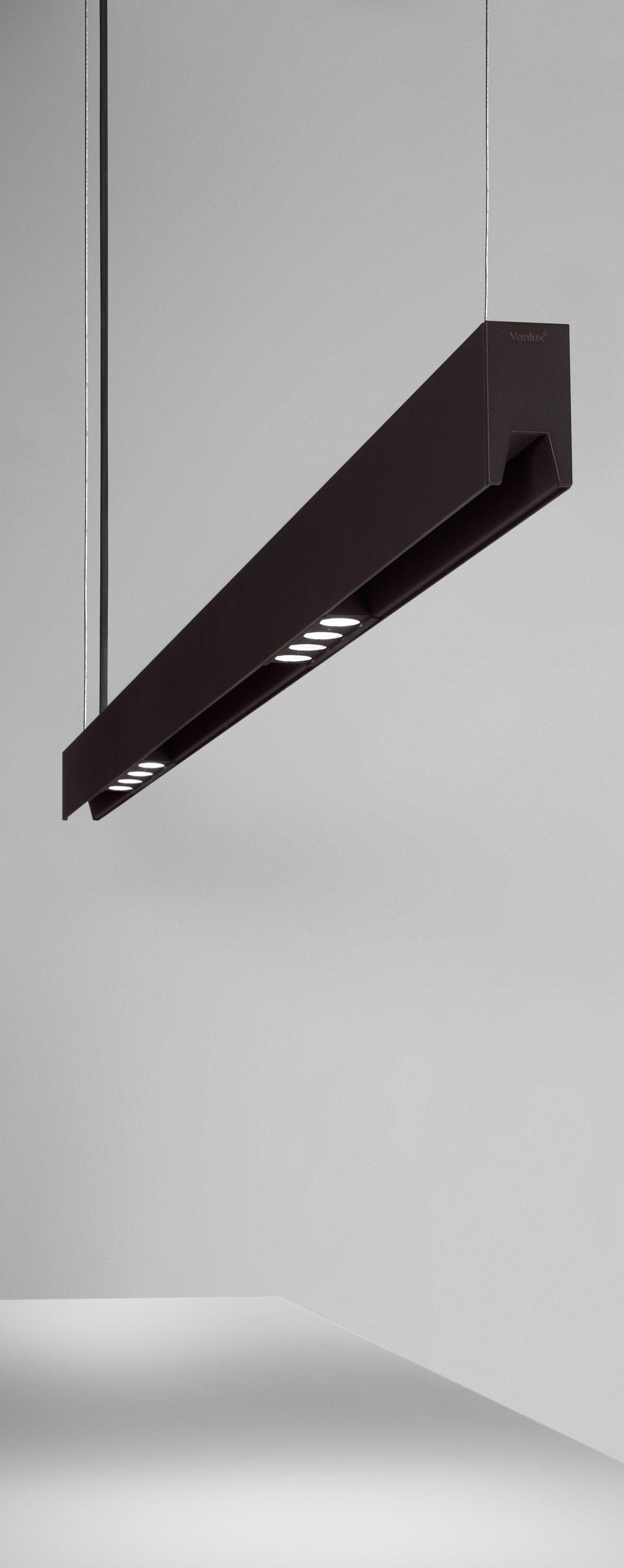 Anvil Led Architectural Lighting System By Davidabad For B Lux Lamparas Linear Lighting Floor Lamp Lighting Lamp